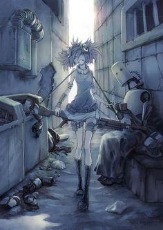 cyberpunk anime | Cyberpunk | Киберпанк |