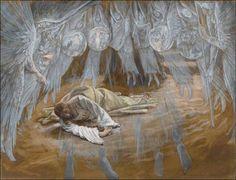 Jesus in Agony in the Garden