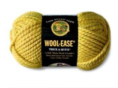 Lion Brand® Wool-Ease® Thick & Quick®, large