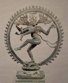 India  tamil  nadu  th  century  shiva  nataraja  bronze