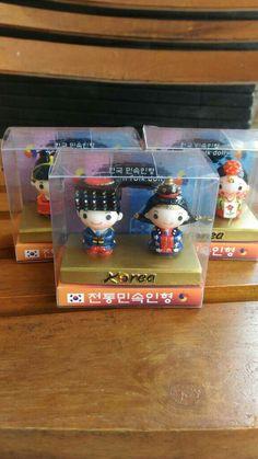 korean doll original..mainan figure asli korea
