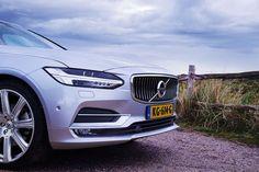 Volvo V90 Estate is vanaf vandaag te bewonderen in de showroom