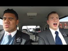 Mormon Missionaries Car Song 6 Jesus Loves Me... So funny