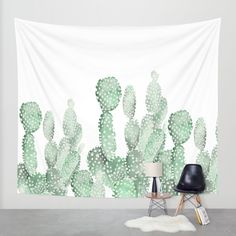 Buy Cactus Wall Tapestry by LedenDesign. Worldwide shipping available at Society6.com. Just one of millions of high quality products available.