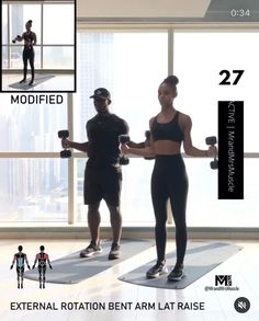Fitness Workouts, Full Body Hiit Workout, Gym Workout Videos, Fitness Workout For Women, Toning Workouts, Body Fitness, Sixpack Workout, Shoulder Workout, Excercise