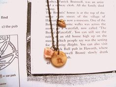 Custom Initial Necklace Personalized letter Rose by sevdacholakova, $26.00