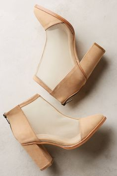 Anthropologie Booties