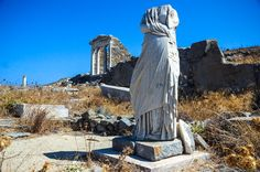 Sito UNESCO, l'isola di #Delos è a pochi minuti di barca da #Mykonos. I tour per uno dei siti storici più importanti e culturali dell'umanità può essere effettuato tutti i giorni! #MYKONOS_IT ti porta alla scoperta della storia.