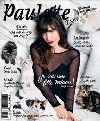 Paulette #18 : Je suis une fille miaou !