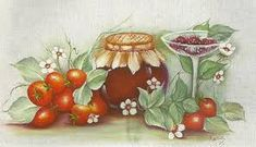 Resultado de imagem para riscos de pintura de cerejas