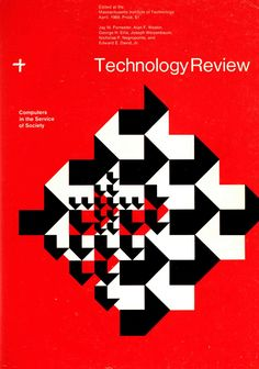Jacqueline Casey, Technology Review 1969