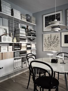 Indian Home Interior Bedroom Minimalist, Minimalist Home, Living Room Grey, Home And Living, String Regal, String Shelf, Indian Home Interior, Gravity Home, Eclectic Decor
