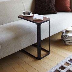 【コの字型】サイドテーブルフレーム:デザイナーズ家具「Natural Rooms」