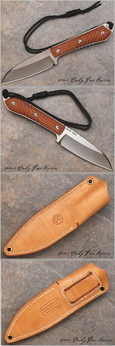 Chris Reeve, Nyala fixed Blade with Insingo Blade, Only Fine Knives