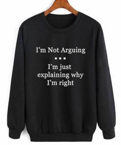Sarcastic Shirts T-Shirts Sarcastic Shirts, Funny Shirt Sayings, Shirts With Sayings, Shirt Quotes, Clothes With Quotes, Quote Tshirts, Funny Hoodies, Funny Sweatshirts, Funny Shirts
