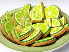 Biscoitos decorados da Petit Four | Just Lia