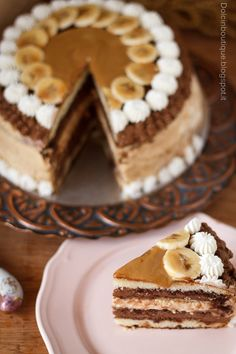 Dolci in boutique: Banoffe chocolate cake