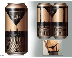 97 Beer Branding Innovations - From Sneaky Alcoholic Decoys to Pill Bottle Branding (CLUSTER)