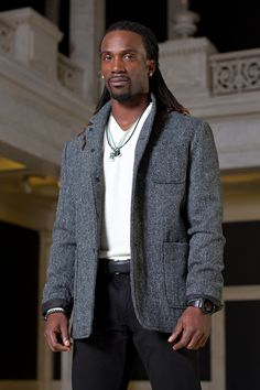 Fashion: Andrew McCutchen shows off the hottest winter looks - Pittsburgh Magazine - December 2012