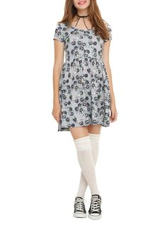 Studio Ghibli Her Universe Spirited Away Soot Sprites Dress | Hot Topic  *WANT SO BAD*
