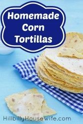 Corn Tortillas. This is perfect for my #PantryRaid2016 challenge. #vegan #glutenfree