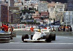 Ayrton Senna - Toleman 1984