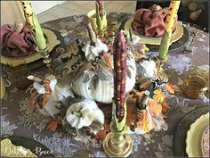 Pumpkin Patch Table for Thanksgiving Brunch - Debbee's Buzz