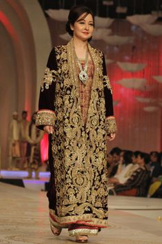 Deepak Perwani Collection at Pantene Bridal Couture Week 2013 Day 3