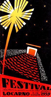 11° Festival del film Locarno. 1959.