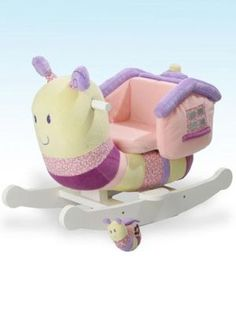 Softly Snail Infant Rocker | Nursery Furniture | Baby Accessories Ireland | Cribs.ie Rocking Horses, Nursery Furniture, Baby Accessories, Snail, Little Babies, Nursery Ideas, Bassinet, Cribs, Ireland