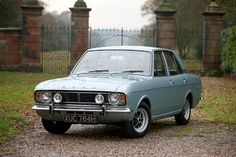 Ford Cortina 1600E - Brother had one and then I got one in the first year out of uni