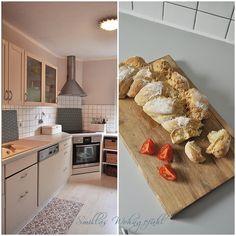 Lieblich ENDLICH!: Neue Alte Küche Mit Kreidefarbe