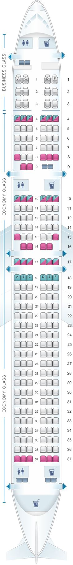 9 Best Xiamen Airlines images in 2017 | Airplane seats