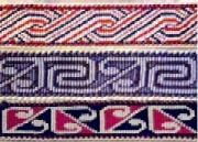 taniko patterns and meanings Polynesian Designs, Maori Designs, Weaving Patterns, Knitting Patterns, Crochet Patterns, Flax Weaving, Basket Weaving, Cross Stitch Charts, Cross Stitch Patterns