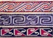 taniko patterns and meanings Polynesian Designs, Maori Designs, Flax Weaving, Basket Weaving, Weaving Patterns, Knitting Patterns, Cross Stitch Charts, Cross Stitch Patterns, Maori Patterns