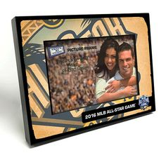 2016 MLB All-Star Game Wooden 4x6 Picture Frame - San Diego Padres