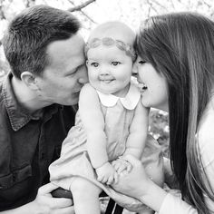 Family pictures with our sweet 6 month old! Courtesy of Alaina's Digital Darkroom
