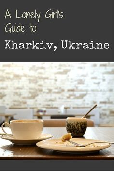 A basic guide to fun things to do in Kharkiv, Ukraine, plus bonus reflections on anxiety while traveling alone.