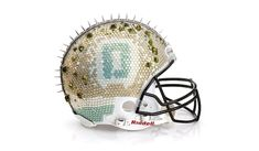 Bloomingdale's Fuses Fashion & Football with 48 Designer Helmets to Celebrate Super Bowl XLVIII