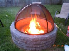 9 Reliable Tips AND Tricks: Rectangular Fire Pit Spas fire pit cover outdoor rooms.Flagstone Fire Pit How To Build small fire pit awesome. Fire Pit Food, Easy Fire Pit, Large Fire Pit, Round Fire Pit Table, Rectangular Fire Pit, Fire Pit Chairs, Fire Pit Seating, Seating Areas, Wine Barrel Fire Pit