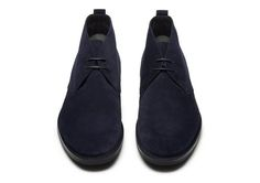 Tom Ford RON LACE UP DESERT BOOT - Men Shoe's | TomFord.com