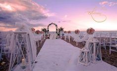 italian beach wedding