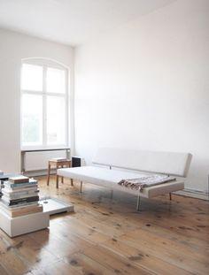 minimal and organised