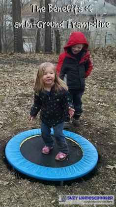 The Benefits of an In-Ground Trampoline (1)