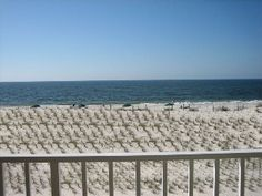 Directly on the Beach * Beautiful View !!!Vacation Rental in Gulf Shores from @homeaway! #vacation #rental #travel #homeaway