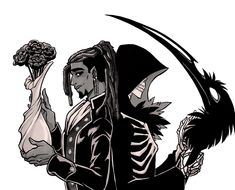 The Adventure Zone the two sides of Kravitz