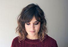 http://www.mangoandsalt.com // Meloconcito, I LOOOVE her hair !!!!!