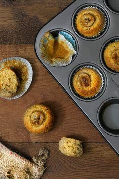 Bananenbrot-Muffins | Ich machs mir ... einfach