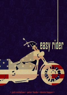Easy Rider - Click image to find more Film, Music & Books Pinterest pins