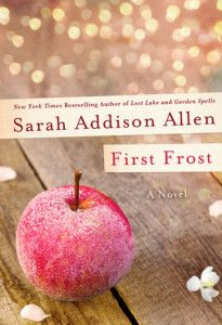 First Frost by NC author @SarahAddisonAllen was a magical, mesmerizing and mouth-watering foodie tale about 3 eccentric and gifted Waverley sisters. 4*. Thanks for recomminding this author to me @goodgirlgonered!